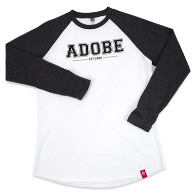 Unisex Long Sleeve Raglan Tee