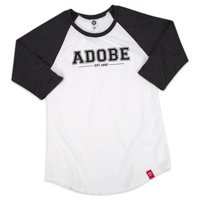 Women's 3/4 Sleeve Raglan Tee