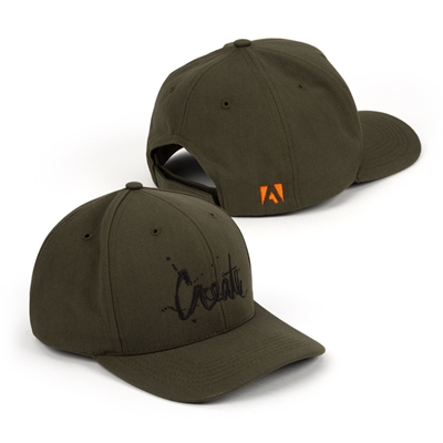 Adobe Create Twill Olive Hat