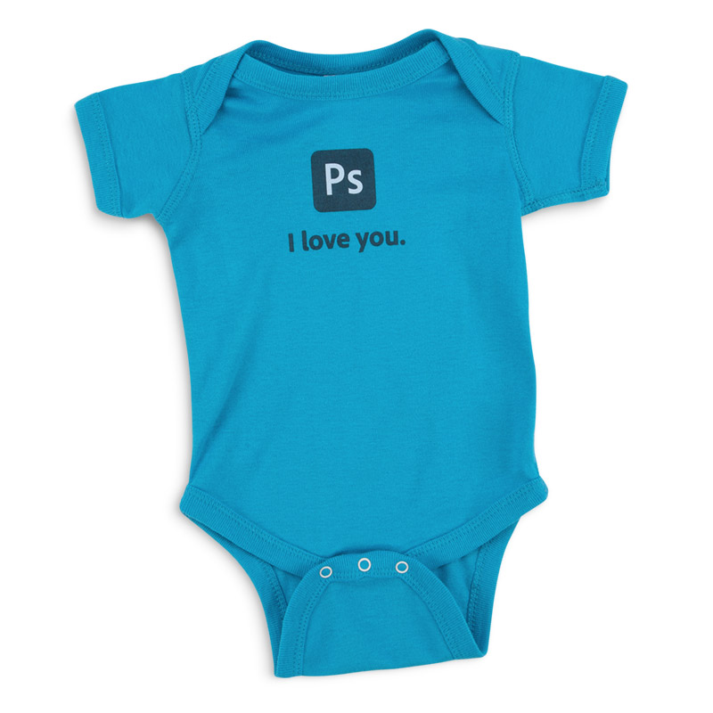 PS I love you Baby One-Piece