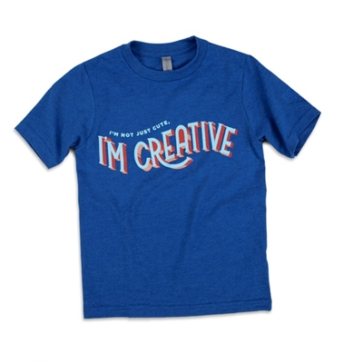 I'm Creative Toddler Tee