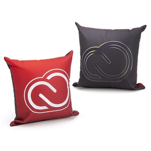 12x12 Pillow - Creative Cloud