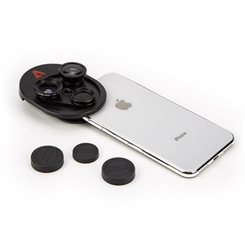 4-in-1 Rotating Phone Lens Set