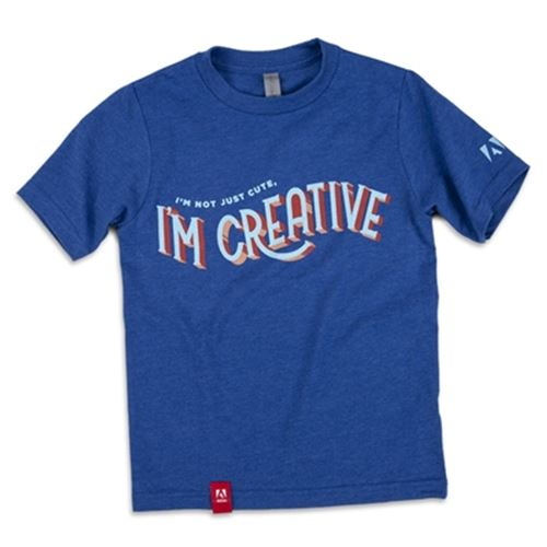 I'm Creative Youth Tee