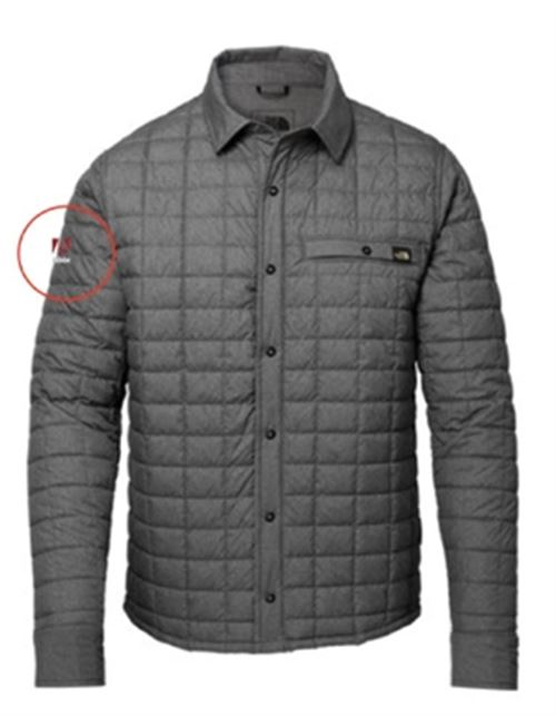 The North Face ThermoBall ECO Shirt Jacket